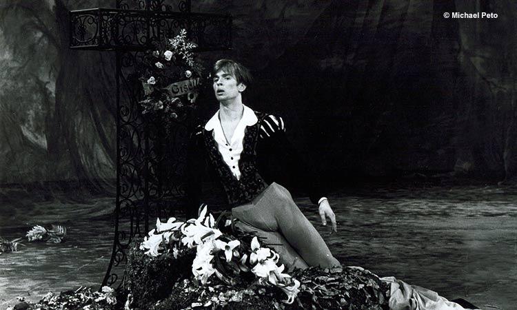 Noureev danseur Giselle