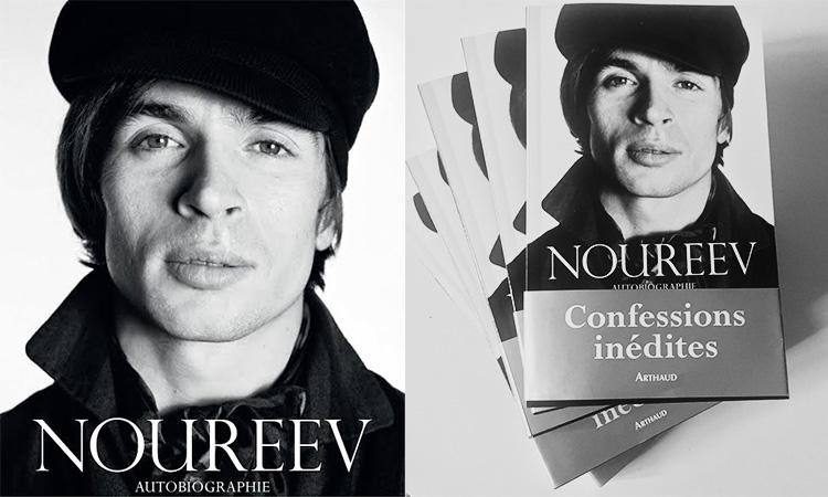 Autobiographie Noureev chez Arthaud