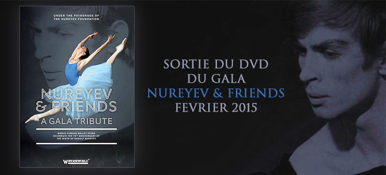 dvd gala Nureyev and friends