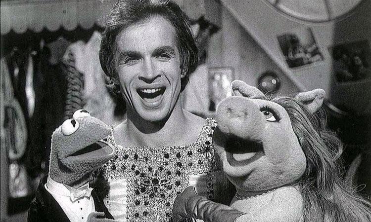 Rudolf Nureyev Muppet Show