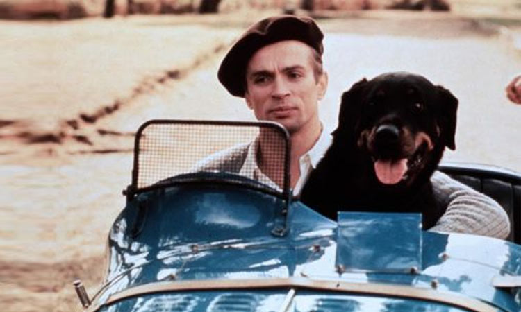 Rudolf Nureyev film