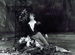 Rudolf Noureev dansant Giselle - 1962