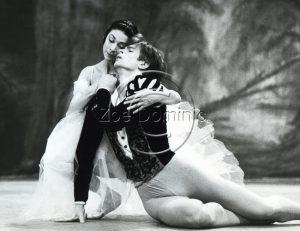Rudolf Noureev et Margot Fonteyn dans Giselle - 1962