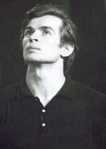 Portrait Rudolf Noureev