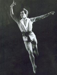 Rudolf Noureev dansant Giselle
