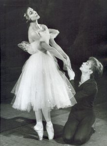 Rudolf Noureev et Margot Fonteyn - Giselle
