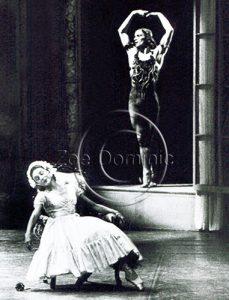 Le Spectre de la Rose - Noureev & Fonteyn